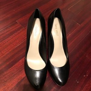 Nine West patent heels - kristal shoe super comfy